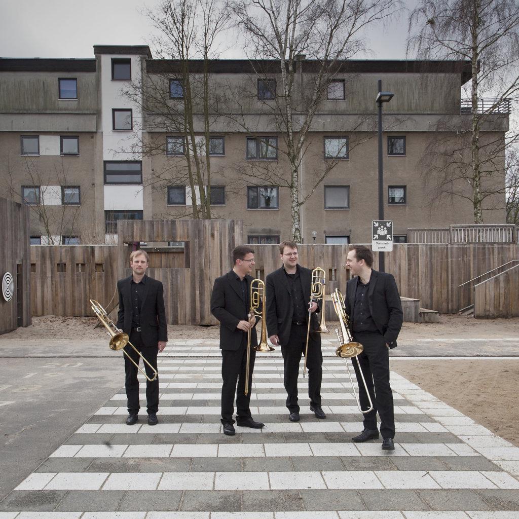 Trombone Quartett