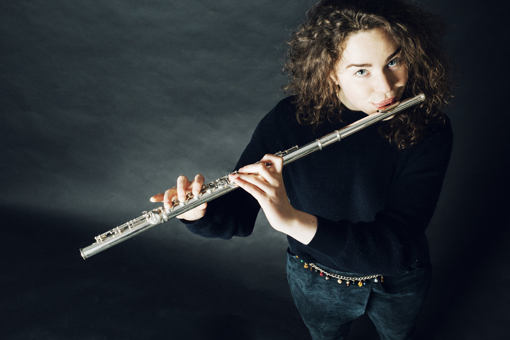 Helena Montag - Cross Flute